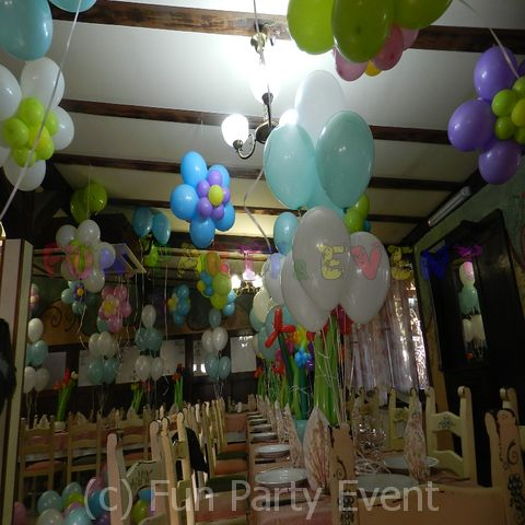 decor baloane Fun Party Event Oradea